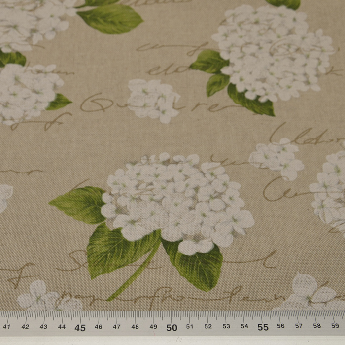 Deko, tisak, cvjetni, 15188-12