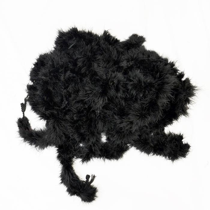 Marabu boa, 13051-01, črna
