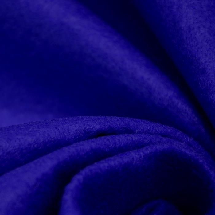 Filc 2mm, poliakril, 12470-04, modra