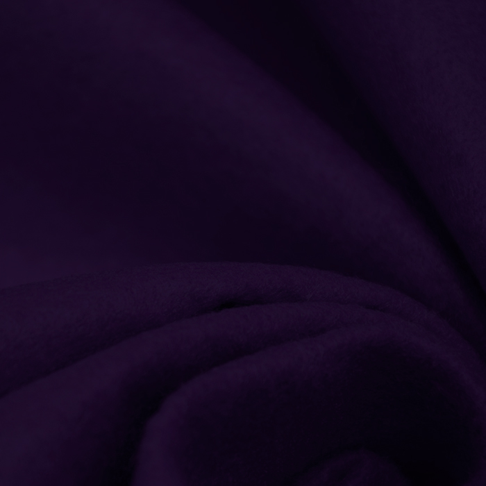 Filc 2mm, poliakril, 12470-05, vijola