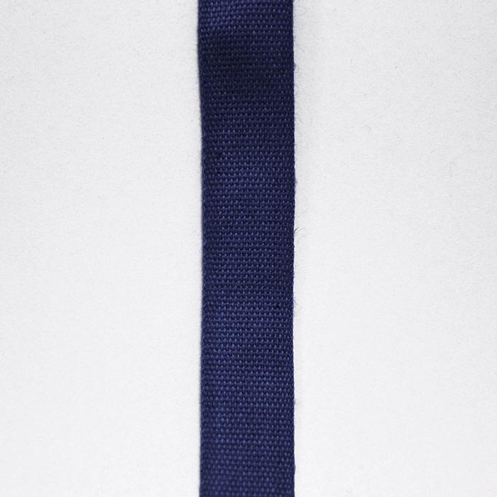 Trak, bombaž,15mm, 15455-6158, modra