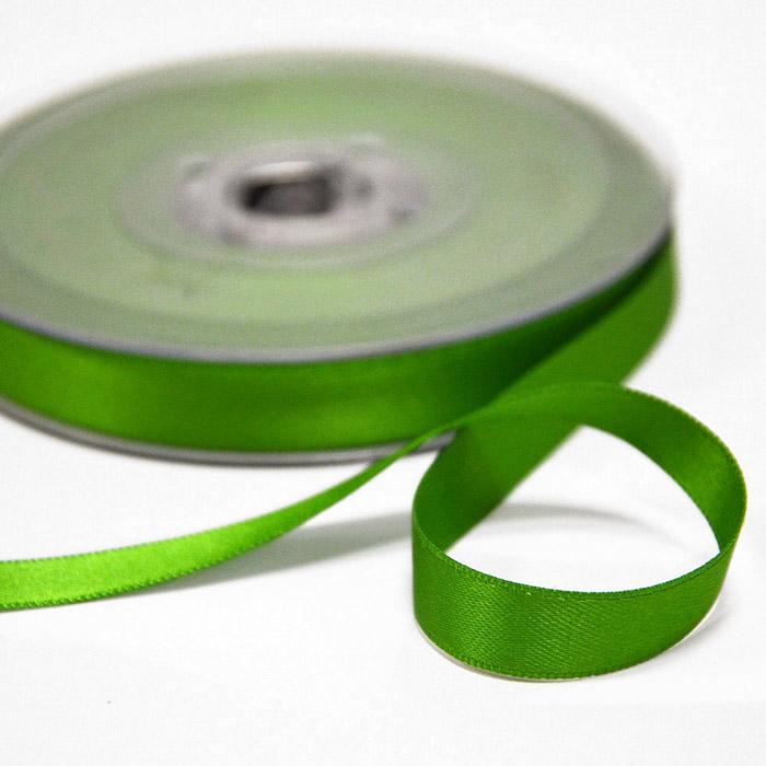 Trak, saten, 10mm, 15458-1249, zelena