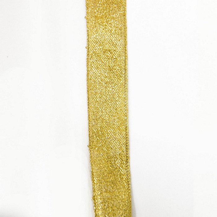 Traka, lame, 25mm, 15481-1, zlatna