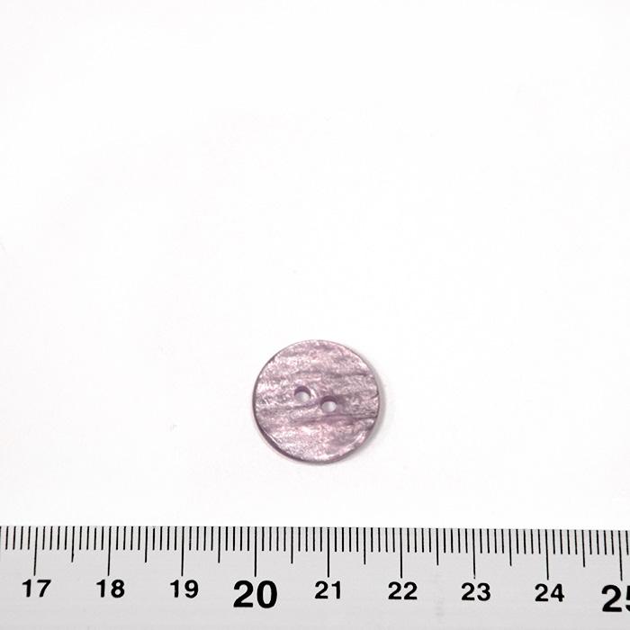 Gumb, kostimski, lila, 17 mm, 15506-1X