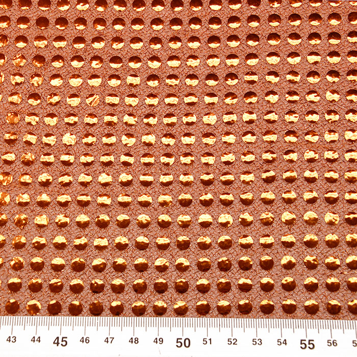 Bleščice, glitter, 2979-6, oranžna