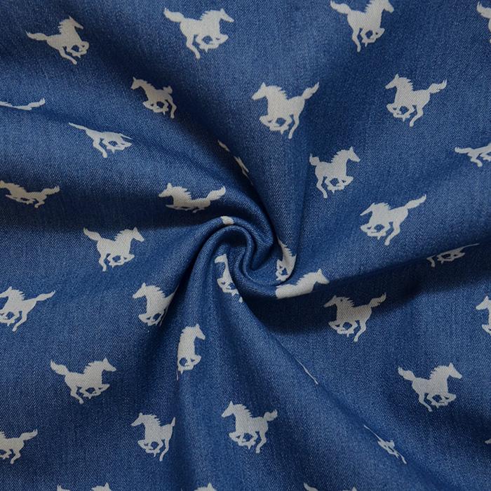 Jeans, konji, 15557-003, modra