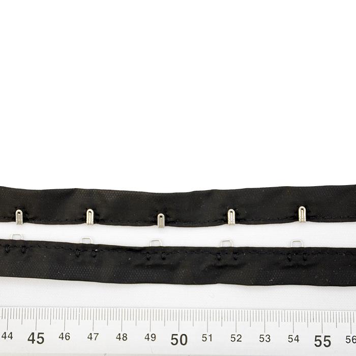 Kaveljčki na traku, 14165-75, črna
