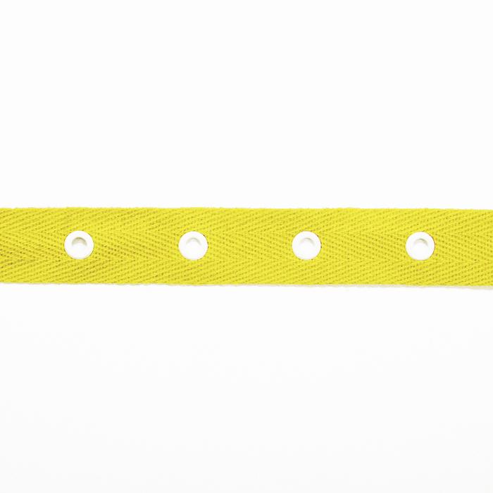 Keper trak z luknjicami, 14165-51, rumena