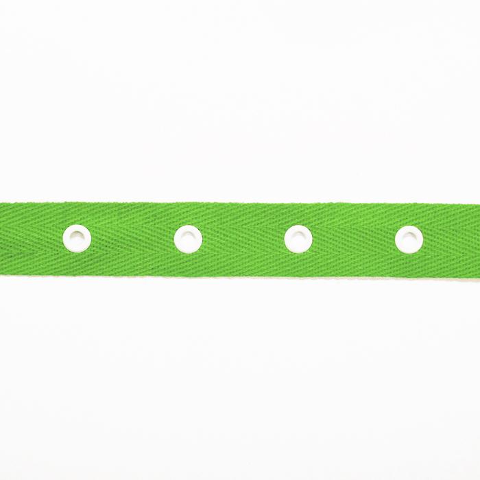 Keper trak z luknjicami, 14165-52, zelena