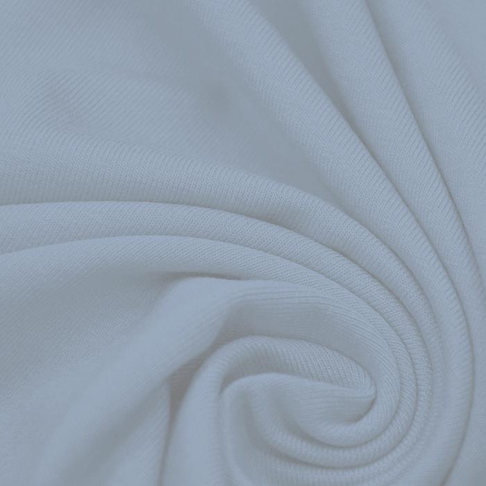 Jersey, viskoza, luxe, 12961-003, sivo modra