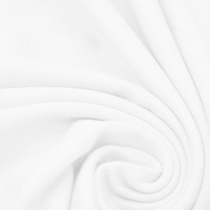 Jersey, viskoza, luxe, 12961-300, bela