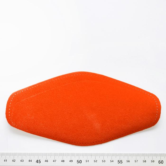 Zakrpe za laktove, semiš, 2 kom, 00391-666, narančasta