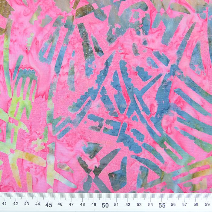 Bombaž, poplin, batik, abstraktni, 15646-56