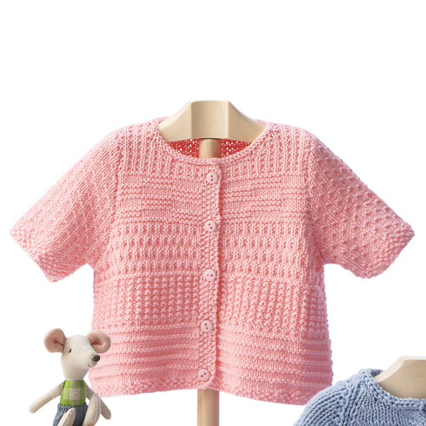 Pređa, Cotton 100%, 14733-40, roza