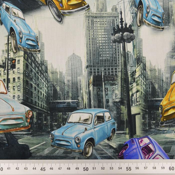 Pamuk, popelin, automobili, 15525-001