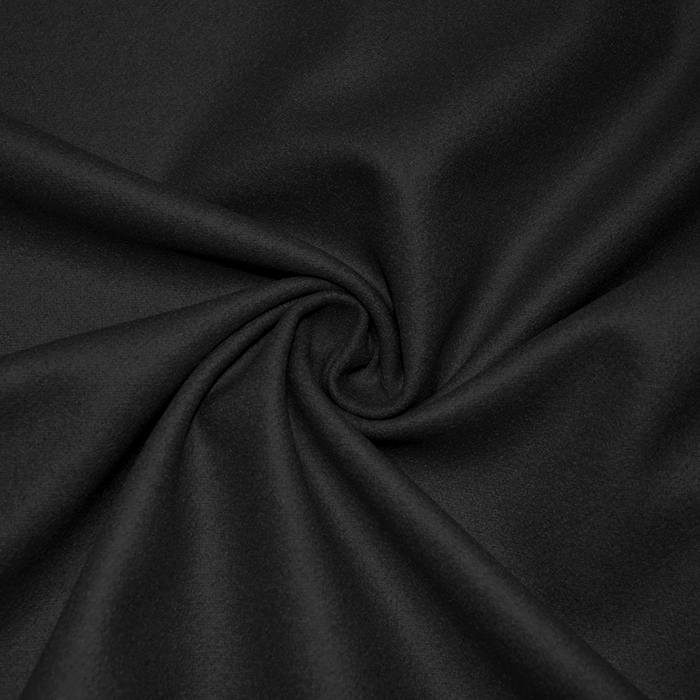 Volna za plašče, 15810-10, črna