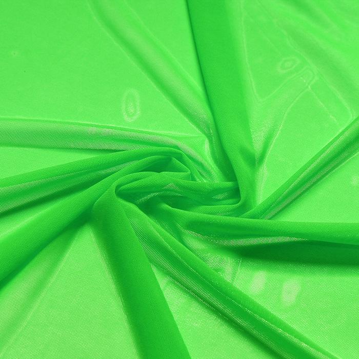Mreža, elastična, poliamid, 15890-18, zelena