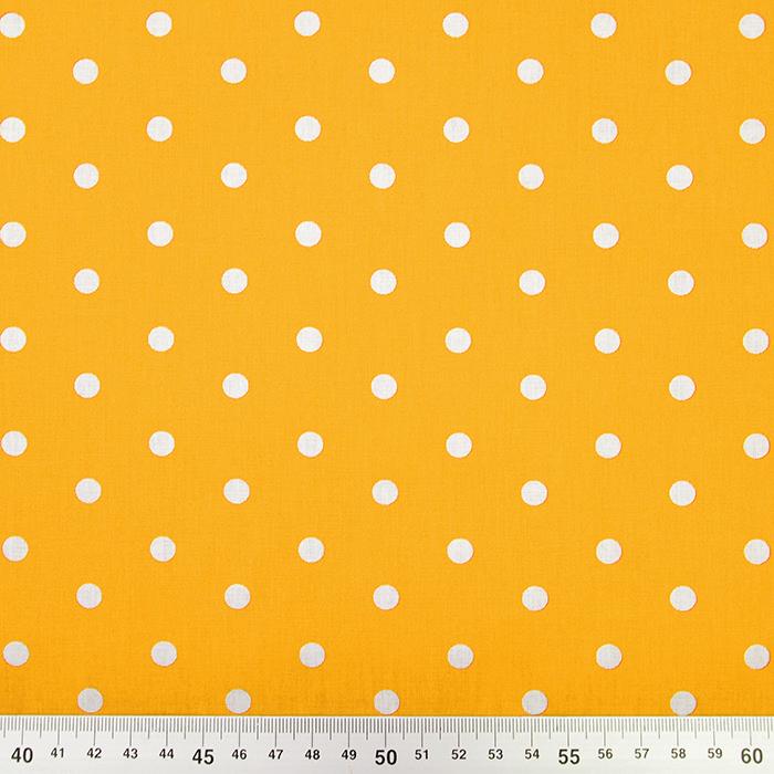 Pamuk, popelin, točkica, 15910-3