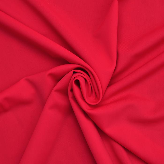 Poliamid, elastan, mat, 10115-49, rdeča