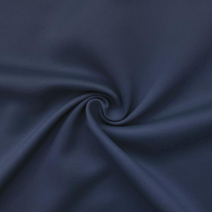 Zavesa, zatemnitvena (blackout), 15959-81, temno modra