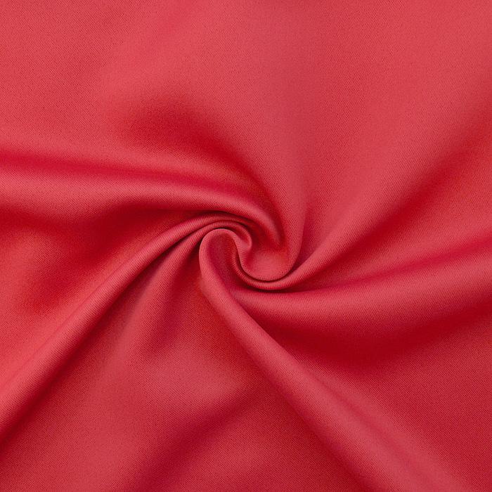 Zavesa, zatemnitvena (blackout), 15959-85, rdeča