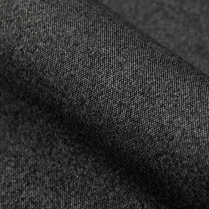 Semiš, brušeno pletivo, 13626-167, melanž siva