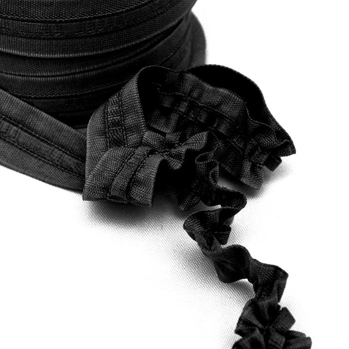 Trak za zavese, 22mm, 15973, črna