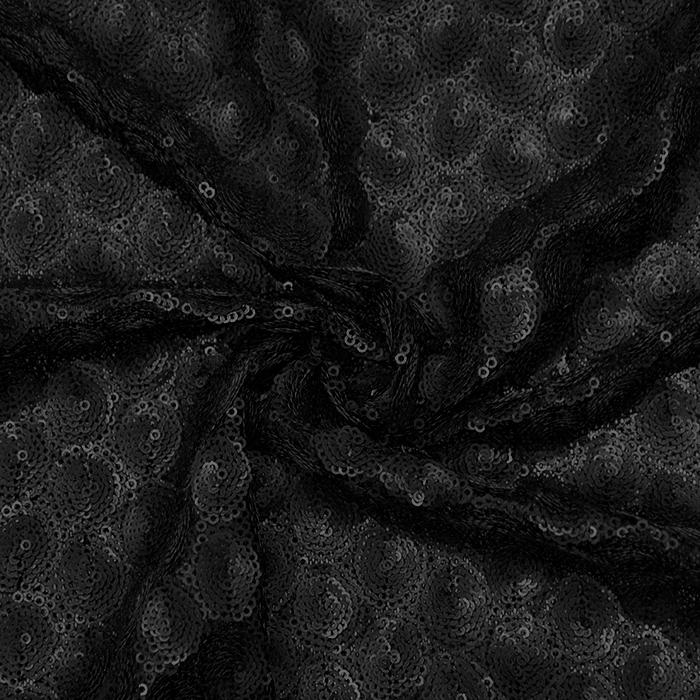 Bleščice na mrežici, 16022-999, črna
