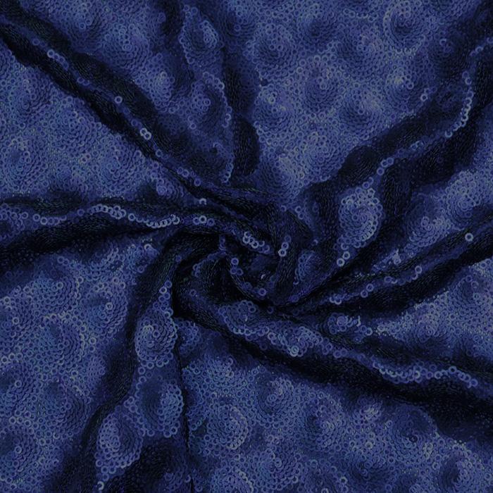 Bleščice na mrežici, 16022-846, temno modra
