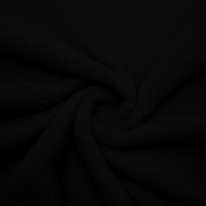 Krzno, umetno, kratkodlako, 16053-069, črna