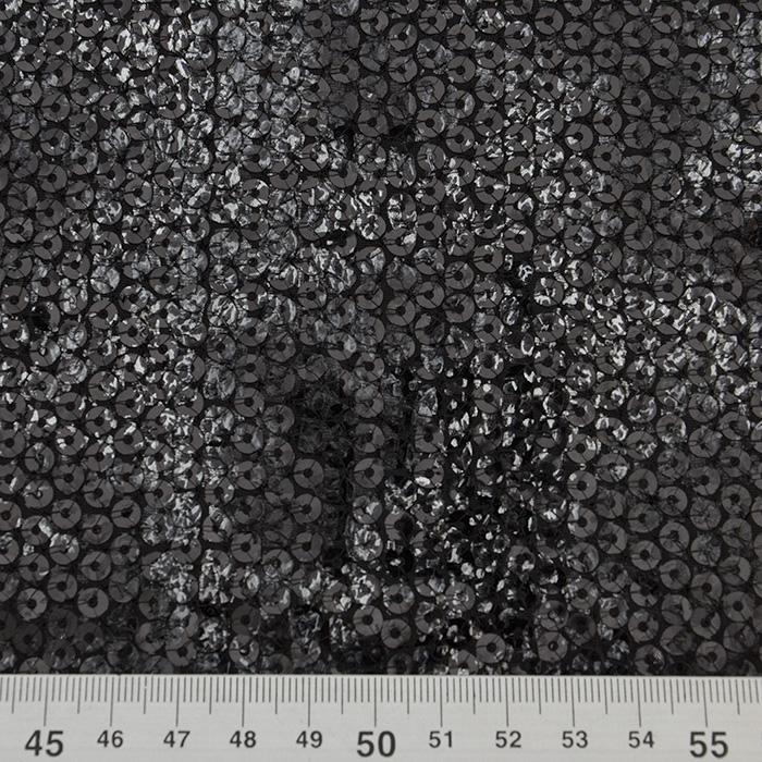Bleščice na pletivu, 16070-069, črna