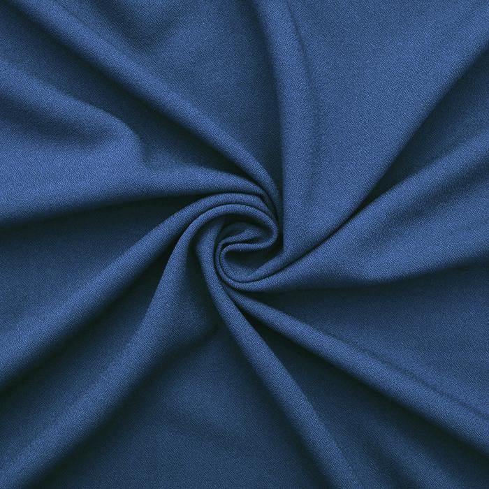 Žoržet, kostimski, viskoza, 15965-006, modra