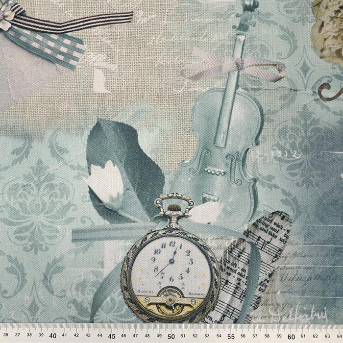 Deko, tisk, digital, romantični, 16113-022