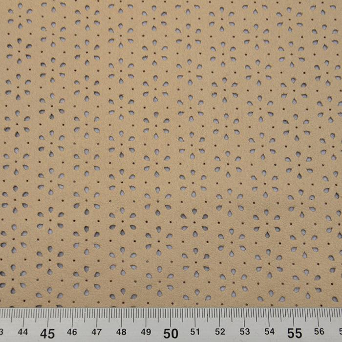 Semiš, brušeno pletivo, 16120-033, bež