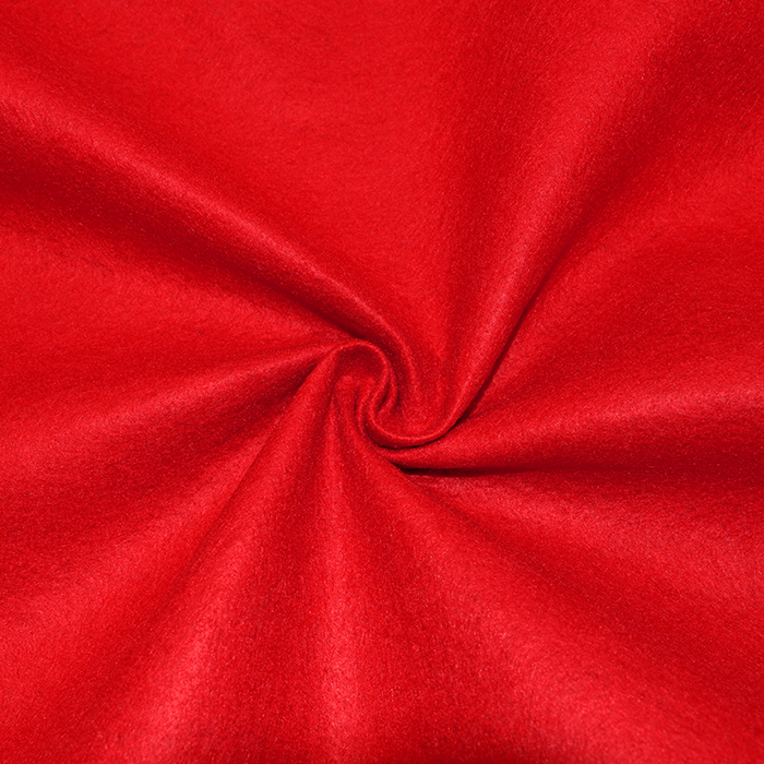 Filc 1,5mm, poliester, 16123-015, rdeča
