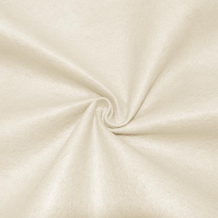 Filc 1,5mm, poliester, 16123-051, smetana