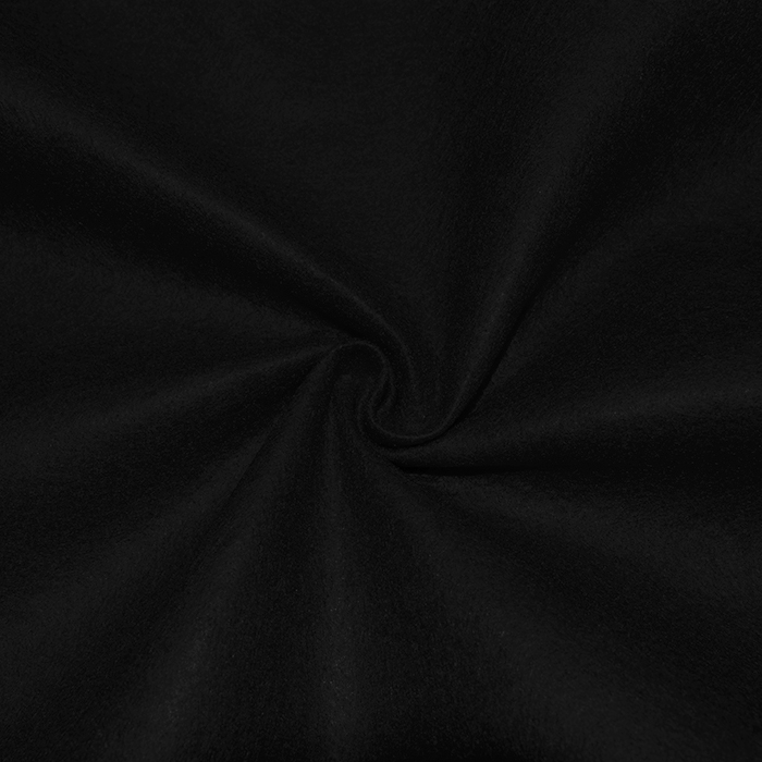 Filc 1,5mm, poliester, 16123-069, crna