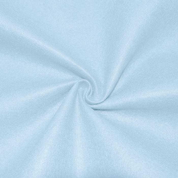 Filc 1,5mm, poliester, 16123-203, svetlo modra