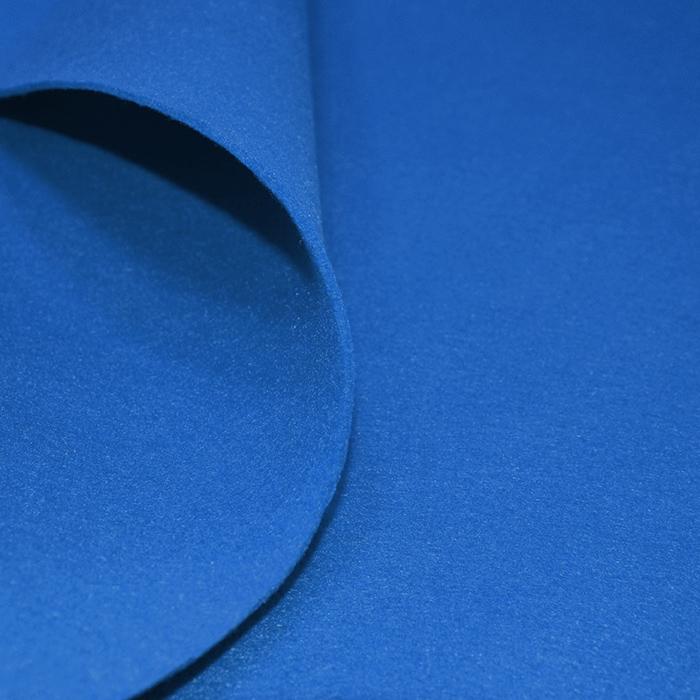 Filc 3mm, poliester, 16124-004, modra
