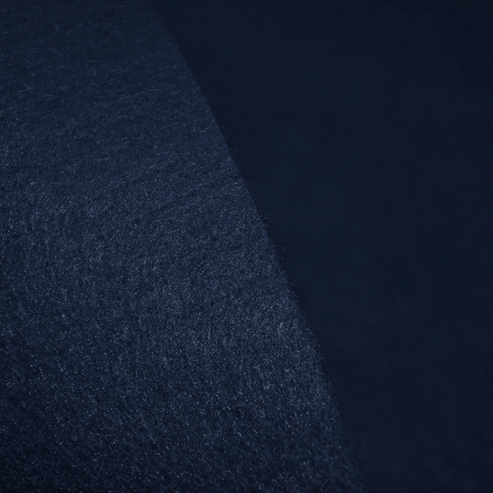 Filc 3mm, poliester, 16124-008, temno modra