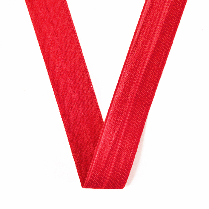 Elastika, obrobna, 15 mm,16181-11342, rdeča