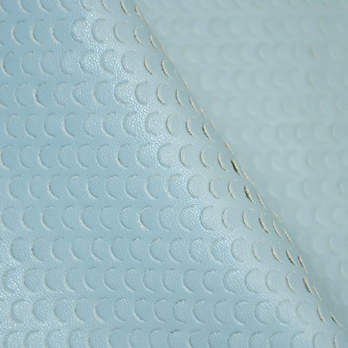 Umjetna koža, odjevna, 16270-2, svijetlo plava