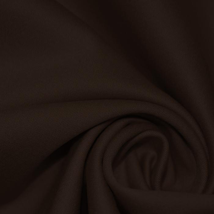 Saten, bombaž, 16275-055, rjava