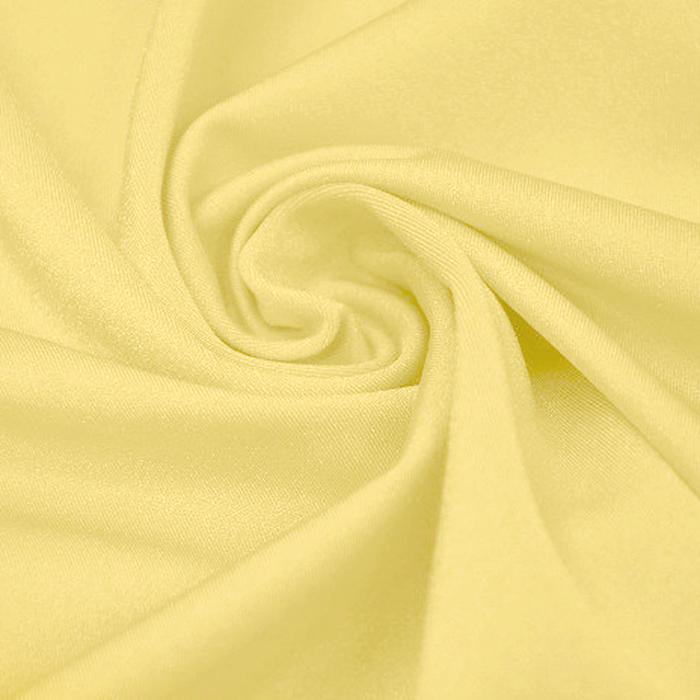 Poliamid, elastan, svetleča, 16256-12, rumena