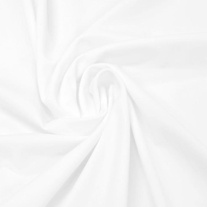 Poliamid, elastan, mat, 16256-30, bela