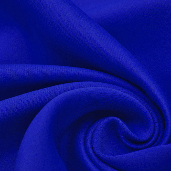 Zavesa, zatemnitvena (blackout), 15959-75, modra