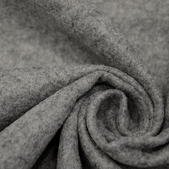 Filc 1,5mm, poliester, 16123-063, melanž siva