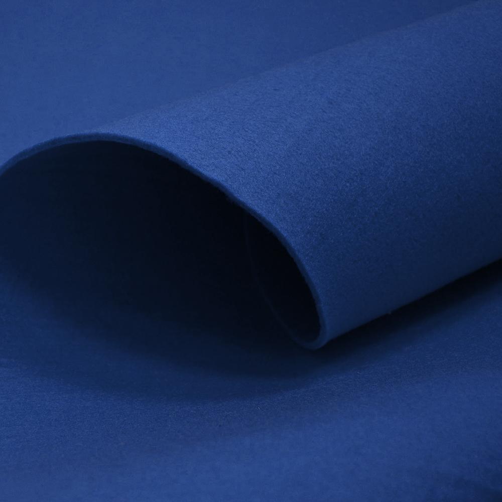 Filc 3mm, poliester, 16124-005, plava