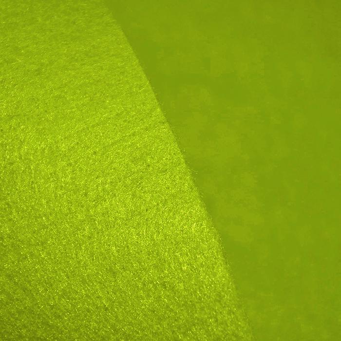 Filc 3mm, poliester, 16124-023, zelena