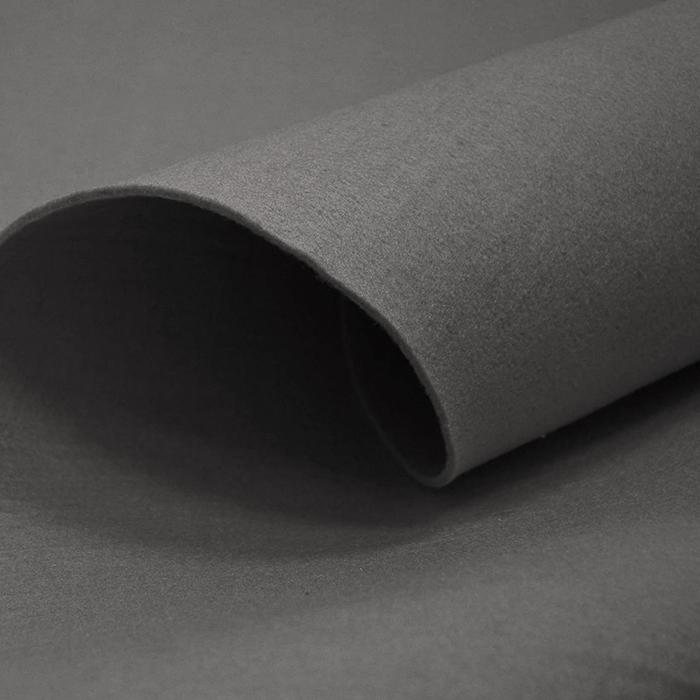Filc 3mm, poliester, 16124-054, siva
